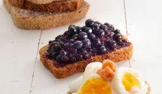 Oppskrift: Helkornbrød til brødbakemaskin Pan Bread, French Toast, Cheesecake, Baking, Eat, Breakfast, Desserts, Food, Morning Coffee