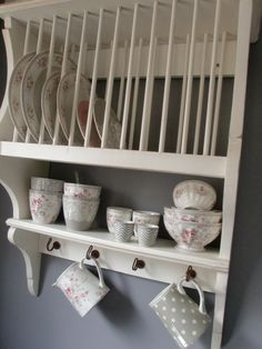 GreenGate Stoneware Sophie Vintage mixed with Naomi beige Liva and Lace Warm Grey