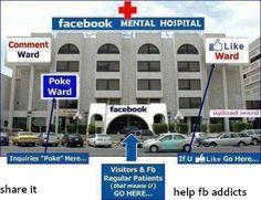 #Facebook addicts ;)