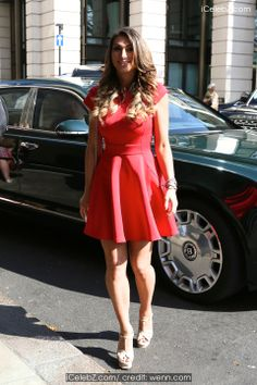 Luisa Zissman Luisa Zissman arrives at The Dorchester Hotel for The Shooting Star Chase - tea party http://www.icelebz.com/events/luisa_zissman_arrives_at_the_dorchester_hotel_for_the_shooting_star_chase_-_tea_party/photo4.html