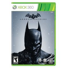 Batman: Arkham Origins - Xbox 360 Prowl the street of Gotham City Take on your friends in an all-new multiplayer mode Expand your arsenal Release Date: October 2013 Publisher: Warner Bros ; Batman Arkham Origins, Dc Comics, Latest Video Games, Arkham City, Arkham Asylum, Xbox 360 Games, Action, Dvd, Comic Games