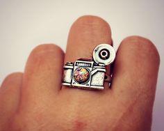 Anillos creativos Ring camera photos