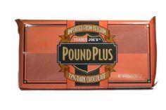 Trader Joe's Pound Plus 72% Dark Chocolate 17.6 oz.: Amazon.com: Grocery & Gourmet Food Best bittersweet bar says Real Simple
