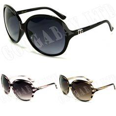 D.G womens ladies vintage designer sunglasses variuos colours 680 new
