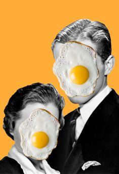Art Copyright by Tyler Spangler > shop >. Surreal Artwork, Surreal Collage, Collage Design, Collage Art, Tyler Spangler, Web Design, Graphic Design, Egg Art, Arte Pop