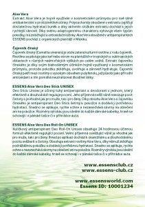 Antirespiranty řady Aloe Vera Essens - http://essensclub.cz/antirespiranty-produktove-rady-aloe-vera/