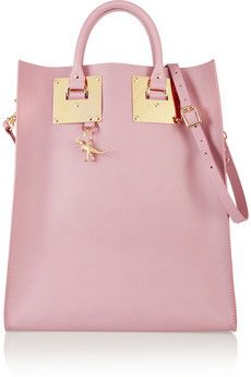 Sophie Hulme tote in PINK!! I get SOOO many compliments on my black one. LOVE THIS