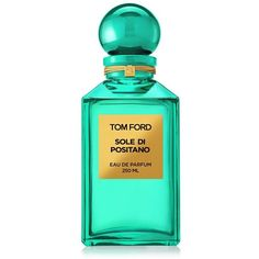 Women's Tom Ford Private Blend Sole Di Positano Eau De Parfum Decanter ($595) ❤ liked on Polyvore featuring beauty products, fragrance, beauty, perfume, no color, edp perfume, perfume fragrance, eau de parfum perfume, tom ford perfume and tom ford