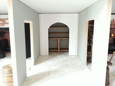 This will be the larder