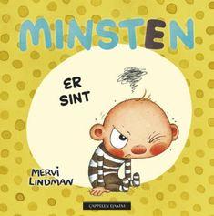 Minsten er sint   Mervi Lindman   ARK Bokhandel Ark, Winnie The Pooh, Illustrator, Disney Characters, Fictional Characters, Family Guy, Books, Libros, Winnie The Pooh Ears
