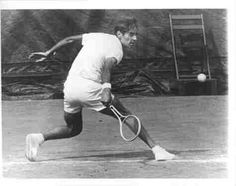 """Pancho. For more than a decade, if you said the word """"tennis,"""" people immediately thought, """"Pancho Gonzalez."""""""