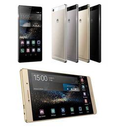 The Huawei P8 smartphone.