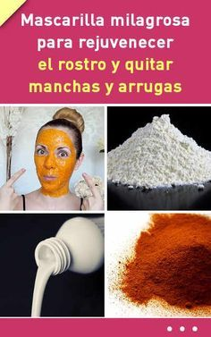 Mascarilla milagrosa para rejuvenecer el rostro y quitar manchas y arrugas Peeling, Spa Treatments, Belleza Natural, Beauty Routines, Mascara, Remedies, How Are You Feeling, Hair Beauty, Makeup