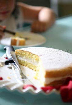 Torta Paradiso (la ricetta per la felicità...)