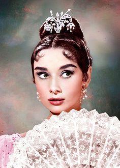 Audrey Hepburn | Flickr - Photo Sharing! #AudreyHepburn #actresses