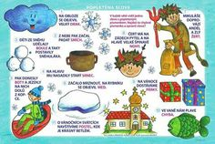 Popletaná pohádka Winter Christmas, Christmas Time, Henry Cloud, Award Winning Books, Preschool Christmas, Binky, School Humor, Used Books, Winter Time
