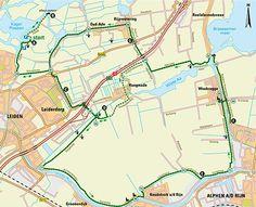 Boerenkaas fietsroute. De 44 km lange fietsroute voert u langs de Kagerplassen, het Braasemermeer en de Wijde Aa. De route gaat langs zeven kaasboerderijen. Een prachtige gelegenheid om eens binnen te kijken bij één of meer van de boerderijen.   Download hier de fietsroute: http://www.hoogvliet.com/INTERSHOP/static/WFS/org-webshop-Site/-/org-webshop/nl_NL/SB/Algemeen/Maand-van-groene-hart/ALG_Maand-van-groene-hart_fietroute.pdf