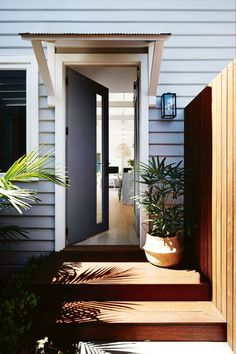 Deanne Jolly takes us behind the scenes of her latest renovation project, a charming family home in Victoria's Kew East. Cottage Renovation, Home Renovation, Elsie De Wolfe, Santa Lucia, Palm Beach, Door Design, House Design, Entrance Design, Engineered Timber Flooring