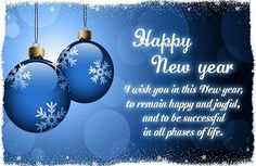 may the universe bless you in surprising and joyful ways happy new year