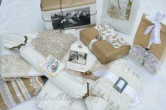 Beautiful gift wraping