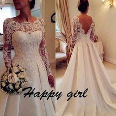 Wedding Dresses, Lace Weddi..