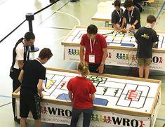 World Robot Olympiad Robotics, Middle School, Study, World, Room, Teaching High Schools, Bedroom, Robots, Studio