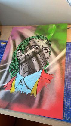 (PURPLE/ GREEN) Joker Original