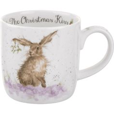 Shop online for 'Wrendale Wrendale The Christmas Kiss Mug' at Louis Potts. View our great selection of products with Free standard delivery available.