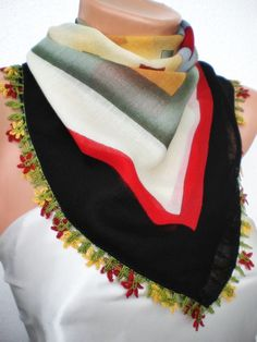 #scarf #gift #women $40 http://www.etsy.com/shop/smilingpoet can't live without scarves in Indiana
