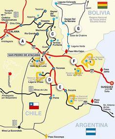 Provincia De Tierra Del Fuego Argentina Tierra Del Fuego - Argentina bus map