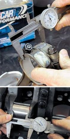 Pre-Assembly Guide: How to Build Chevy Small-Block Engines - Covers Engines: and Jeep Truck, Chevy Trucks, Motorcycle Wiring, Chevy Motors, T Bucket, Car Gadgets, Car Engine, Car Stuff, Mars
