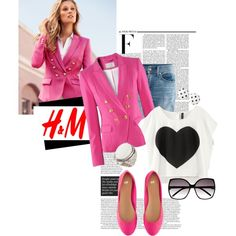 H life, created by justsweet on Polyvore