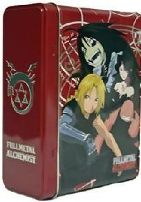 Fullmetal Alchemist DVD 10 (Hyb): Journey to Ishbal + Metal Box