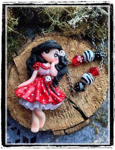 Rockebally Fimo doll