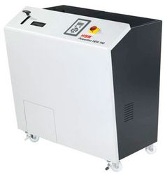 Destructora de discos duros industrial HSM Powerline HDS 150 al precio más barato