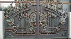 Swing Gates - Security Doors & Grills