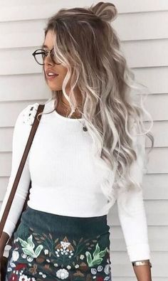 Cheveux | hair color in 2018 | Pinterest | Hair, Hair styles and Hair inspo