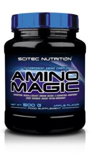 SCITEC AMINO MAGIC - BCAA, Muscle Gain, & Performance .#dxhivevanity#scitecnutrition#gym#worcout#bodybilder#muscle#aminomagic#aminoacid#BCAA