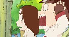Other peoples reactions to yaoi Naruto Sd, Naruto Uzumaki, Neji E Tenten, Hinata Hyuga, Naruhina, Anime Naruto, Boruto, Death Pics, Funny Naruto Memes
