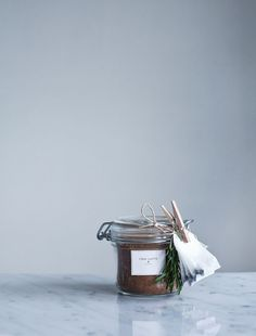 Really nice recipes. Every hour. • DIY - EDIBLE GIFTS IN JARS