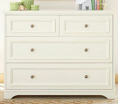 Fillmore Dresser #pbkids ($799 +$100 delivery).  Comes in chocolate and white.