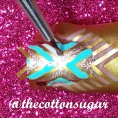 Tutorial for gorgeous nails by @thecottonsugar using Whats Up Nails x-pattern stencils from whatsupnails.com (link in bio). Shipping worldwide! Whats Up Nails tape, stickers and stencils, Creative Shop stampers, MoYou-London stamping plates, Pure Color brushes and watermarble tool, Dazzle Dry nail polishes, liquid nail tape Liquid Palisade by Kiesque, Mont Bleu glass files, SnapTats jewelry tattoos, NCLA nail wraps and nail polishes are available on whatsupnails.com (click link in bio)…