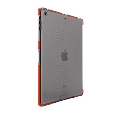 Tech21 D30 Protective Case for iPad Air T21-3874 - Smokey - Protect your iPad Air with this D30 protective rubber case from Tech21. Perfect for daily wear a tear without damaging your precious device.