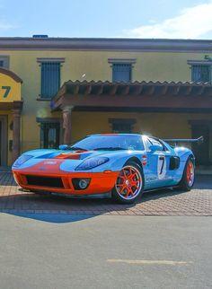 Ford GT40 Gulf Livery!                                                       …