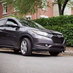 The #Honda #HRVs favorite question: Where should we go today?