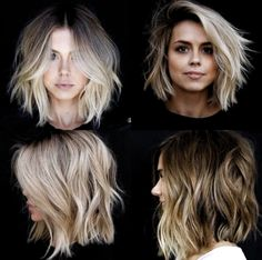 Hair styles for medium length hair straight makeup 28 Ideas hair makeup 592364157218443994 Medium Length Hair Straight, Medium Hair Cuts, Messy Medium Hair, Messy Bob Haircut Medium, Medium Length Hair Blonde, Hair Color 2018, Hair 2018, 2018 Color, Hair Lengths