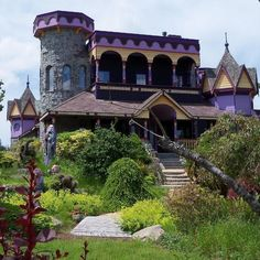 Totally Magical Place! Check it out if you ever get the chance!  The Gatekeepers Castle  960 Gardiner Beach Road, Sequim, Washington 98382