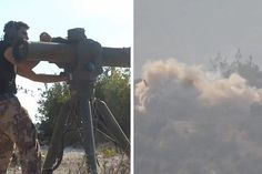 Syrian insurgents reportedly blew up the chopper using US-supplied arms involved in the rescue mission.The helicopter was searching for the two pilots fro