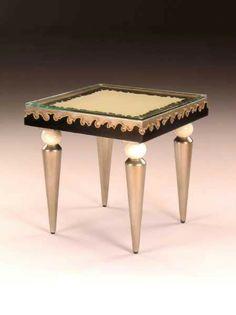 END TABLE, ALMATA,60X60X61H - Marco Polo - Antiques online -