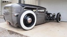 Super hot Rat Rod. Could this be your next car?